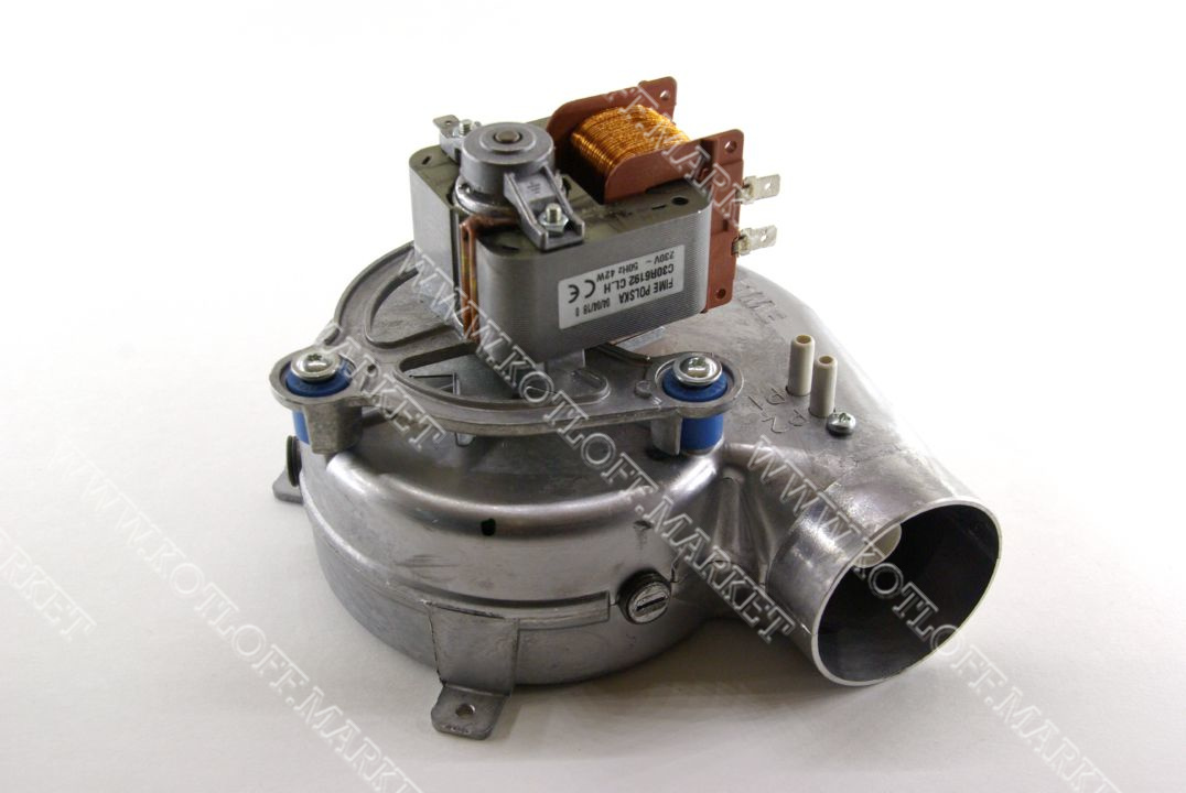 Вентилятор (турбина) на газовый котел Viessmann Vitopend арт. 7822865
