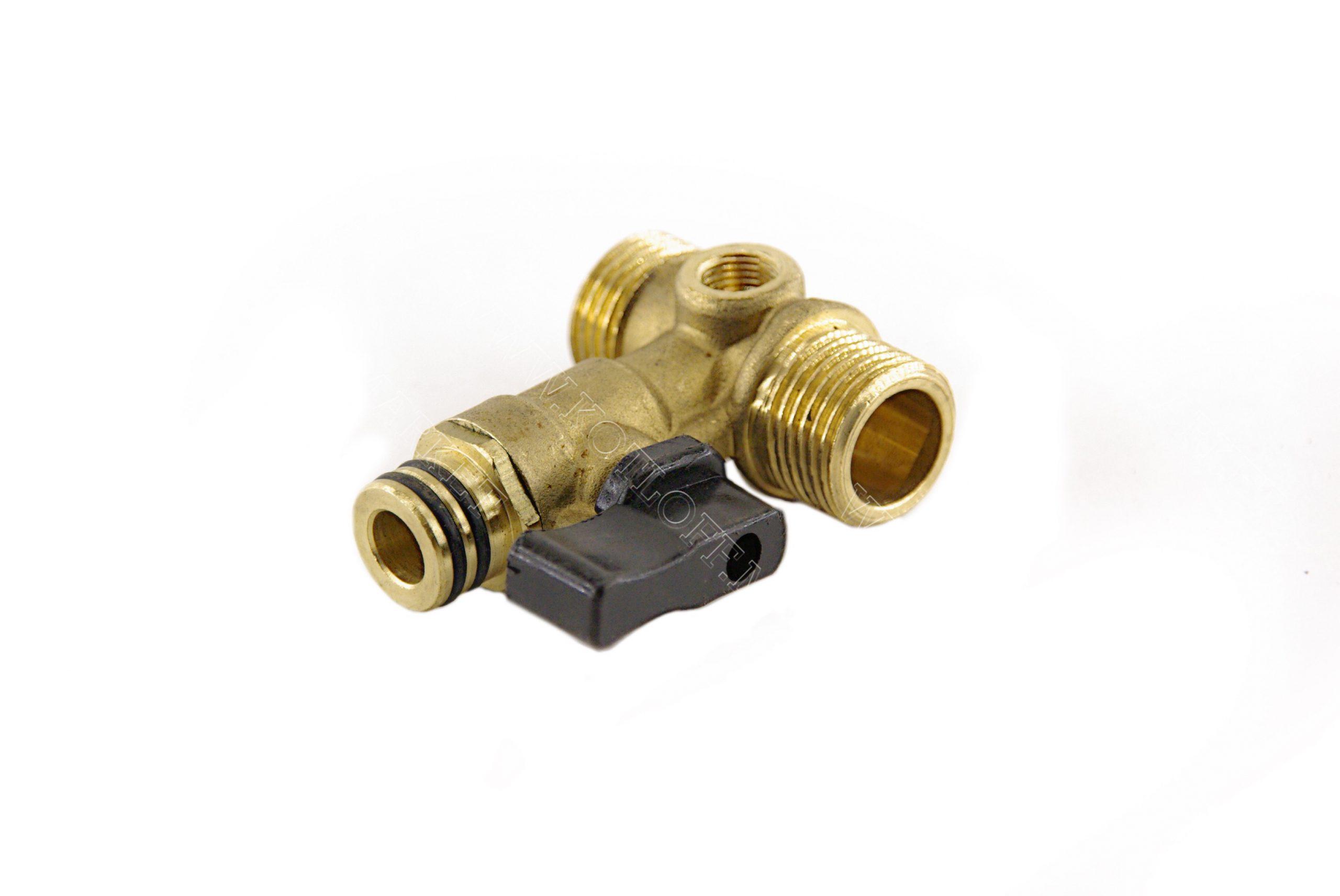 Кран подпитки на газовый котел Ferroli арт. 0189124