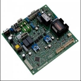 Плата управления Honeywell на газовый котел Ferroli Domiproject арт. 39819530 (36507990)