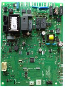 Электронная плата Honeywell для газовых котлов Baxi арт. 766487600