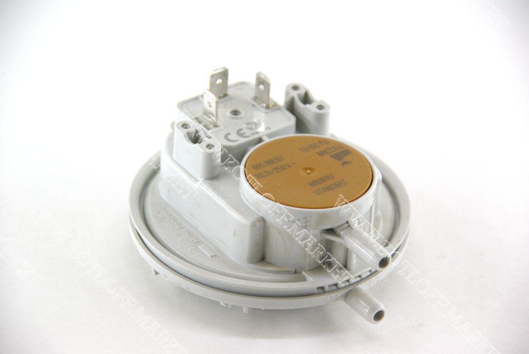 Прессоста Huba 70/60 Pa для котла Baxi EcoFour, ECO 3, Fourtech, Luna 3, Main арт. 721890300