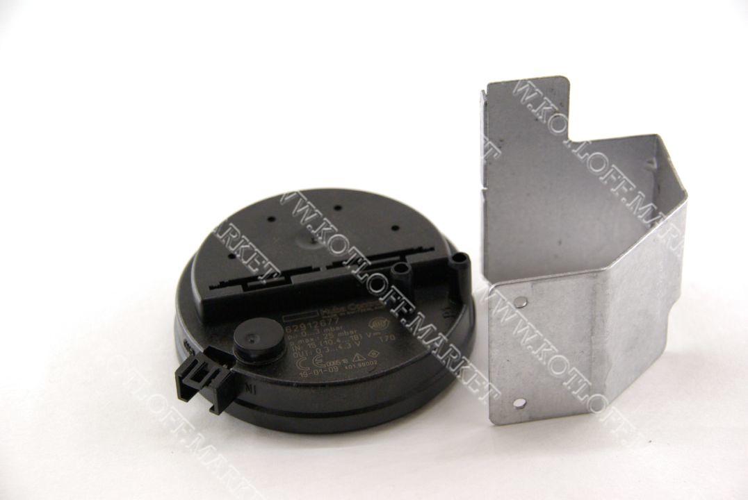 Датчик давления дыма Ferroli / Beretta / Viessmann арт. R9232 /R2677 арт. 39828420 арт. 7822897