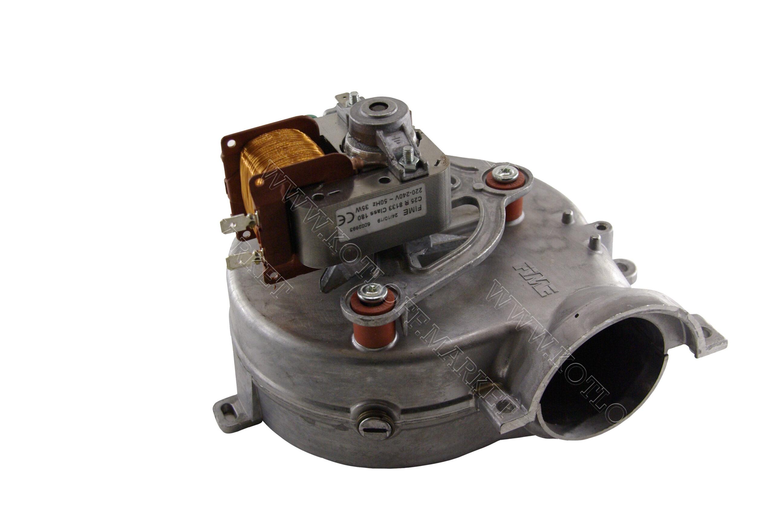 Вентилятор Fime 65104255(GR03145) для газового котла Ariston