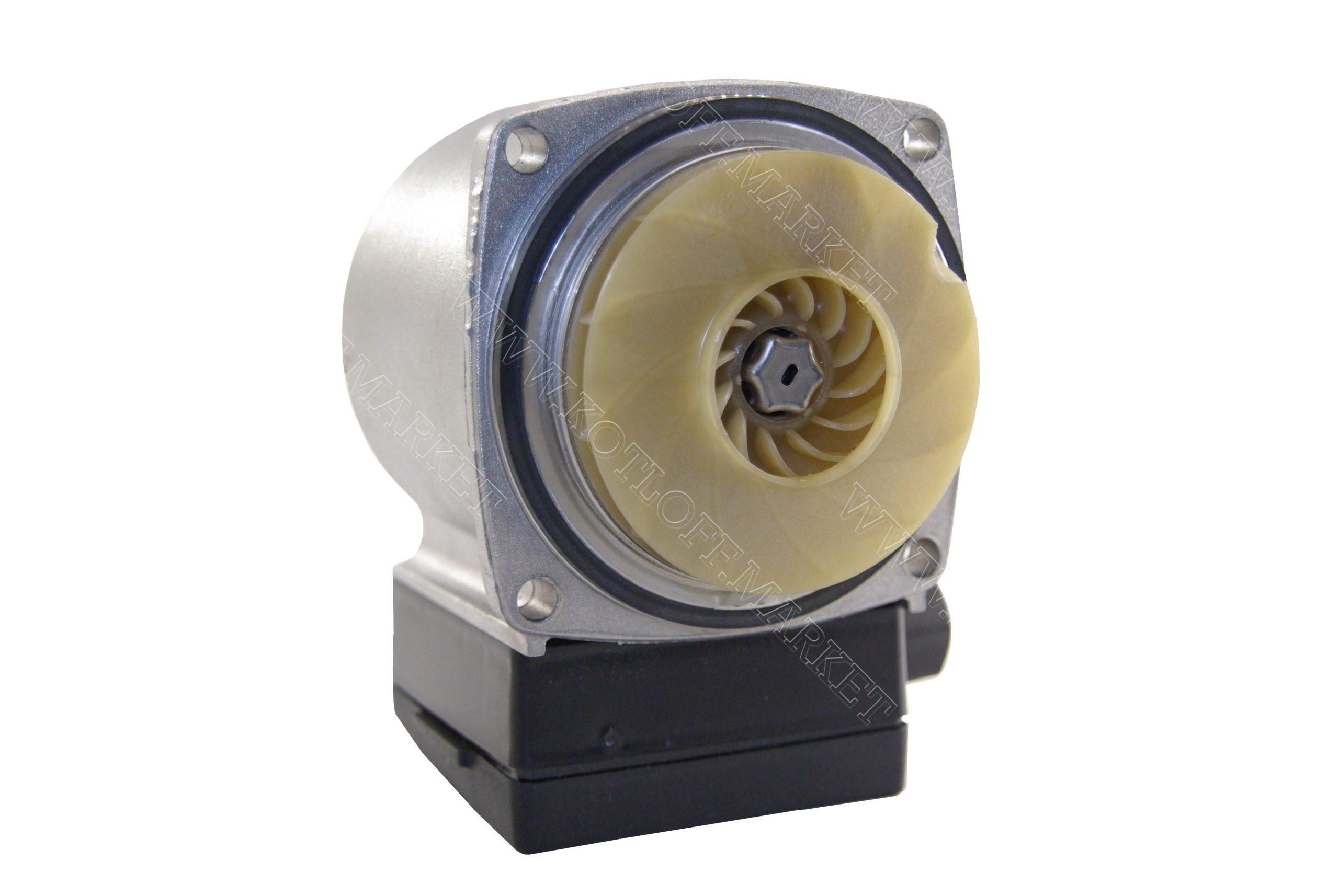 Насос циркуляционный Grundfos Ups 15-60 трехскоростной, 100 W. 150100102